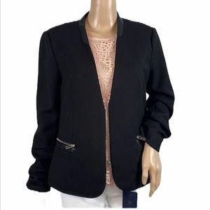 F21 Black Blazer Size Medium